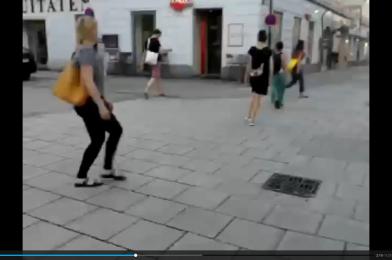 city swarming – dance marathon