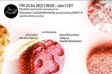 Düsseldorf LOCKDOWNHOUSE (presented by WERFT1)